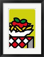 Framed Pasta Al Pomodoro