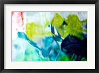 Framed Textuerd Glow