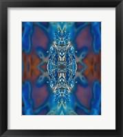 Framed Sapphire Queen
