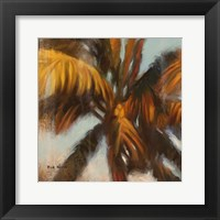 Framed Strickly Palms 3