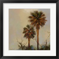 Framed Stricktly Palms 9