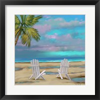 Framed Beach Chairs 1
