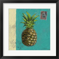 Framed Pineapple 2