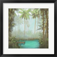 Framed Tropical 1