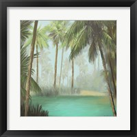 Framed Tropical 2