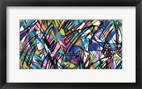 Framed Abstract A