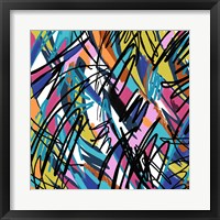 Framed Abstract B