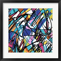 Framed Abstract C