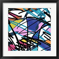 Framed Abstract D