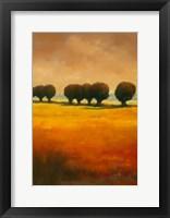 Framed Pollard Willow II