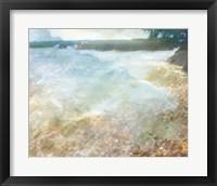 Framed Lakeside Treasure