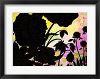 Framed Brassy Begonia F