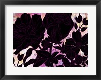 Framed Rocky Road Roses F