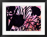 Framed Carnation Creation F
