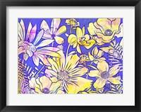 Framed Flower Meadow
