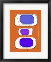 Framed Telly Trio B