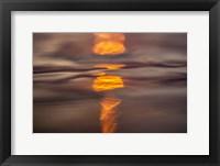 Framed Sun Mirror