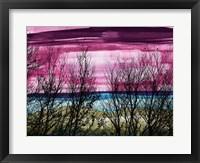 Framed Tree Sunset 1