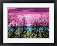 Framed Tree Sunset 2