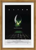 Framed Alien