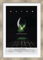 Framed Alien