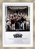 Framed Animal House