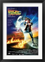 Framed Back to the Future