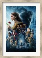 Framed Beauty and the Beast