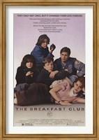Framed Breakfast Club
