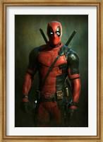 Framed Deadpool