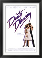 Framed Dirty Dancing