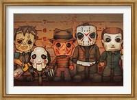 Framed Killer Line-Up