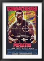 Framed Predator