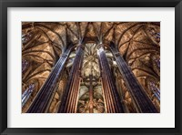 Framed Barcelona Cathedral 2