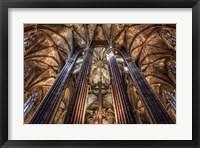 Framed Barcelona Cathedral 2