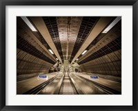 Framed London Metro