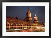 Framed Berlin Bridge