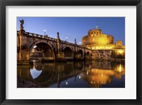 Framed St. Angelo Rome