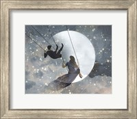Framed Celestial Love II