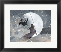 Framed Celestial Love II