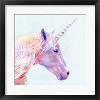 Mystic Unicorn I Framed Print