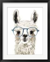 Framed Hip Llama II