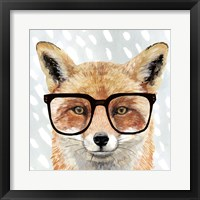 Framed Four-eyed Forester I