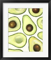 Framed Avocado Arrangement II