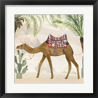 Meet me in Marrakech II Framed Print