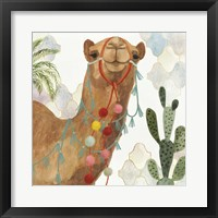 Meet me in Marrakech III Framed Print
