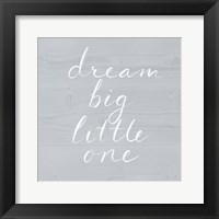 Framed Sweet Dreams VII