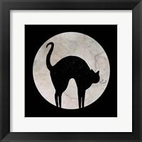 Framed Mystic Moon II