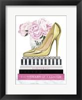Get Glam II Framed Print