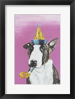 Framed Party Dog II
